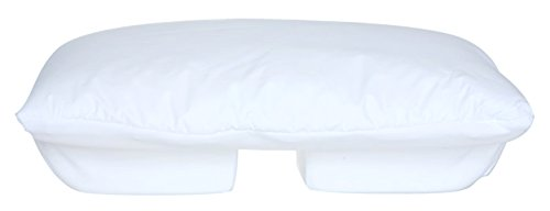 Better Sleep Pillow - Memory Foam 5 Inch Hight With Cream...