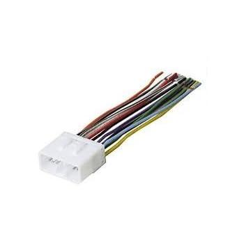 amazon com stereo wire harness subaru outback 00 01 02 03 04 car rh amazon com