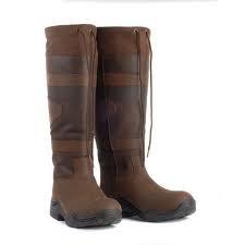 Canyon EU39 Boots Wide Toggi Chocolate Fit aqWnqgx