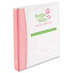 Avery Breast Cancer Awareness Comfort Touch Durable View Binder