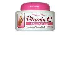 Personal Care Vitamin E Skin Cream