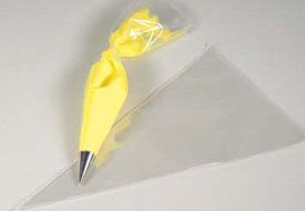 Ateco 18'' Soft Plastic Disposable Pastry Decorating Bag