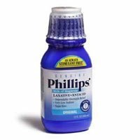 349928 Laxative Phillips Milk Of Magnesia Liquid 12oz Original Bt by Bayer Consumer Products -Part