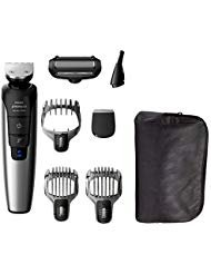 Philips Norelco Series 7500 Rechargeable Electric Trimmer - QG3398/49 (Philips Norelco Beard Trimmer Series 7200 Vacuum Trimmer)