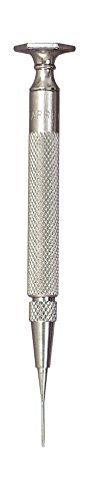 Starrett Steel Screwdriver - Starrett 555AA Stainless Steel Jewelers Complete Screwdriver, .025