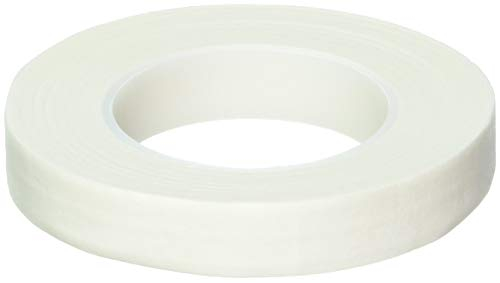 Darice 35902-2 Floral Darcie Big Value Tape, 90', White