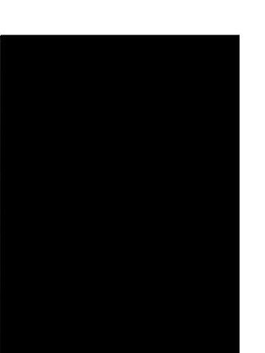 Bainbridge Letramax No. 100ST Super Black Mounting Board 15 in. x 20 in. each by Bainbridge