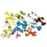 Toys : Rhode Island Novelty Foam Glider Assortment Vehicle (Pack of 72)