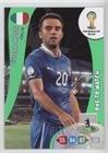Giuseppe Rossi (Trading Card) 2014 Panini Adrenalyn XL FIFA World Cup Brazil - [Base] #GIRO