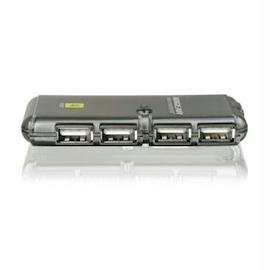 Io Gear Guh274 4 Port Usb 2.0 Microhub