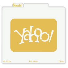 sizzix-simple-impressions-phrase-yahoo-embossing-folder-brass-stencil