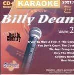 Karaoke: Billy Dean 2