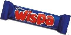 Wispa Aerated Milk Chocolate Bar
