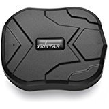 TKSTAR Gps Tracker 90 Days Long Time Standby Anti Lost Geo Fnece Remove Alarm Waterproof Gps Locator Real Time Tracking on Free App Strong Magnet for Cars SUVs Motorcycles Trucks Vehicles TK905