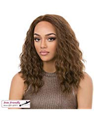 It's A Wig Synthetic Hair Lace Front Wig Full Lace Sun (HM1B/30) (Its A Wig Synthetic Lace Full Wig Sun)