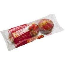 Otis Spunkmeyer Strawberry Shortcake Muffin, 12 Ounce - 3 per pack -- 8 packs per case. by Otis Spunkmeyer (Image #1)