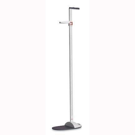Seca 217 Mobile Measuring Rod with Optional Scale Attachment