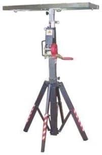 Elevador telescópico para equipos de aire acondicionado 3.65 metros.
