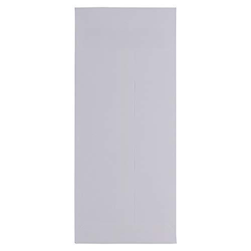 11 Open End Envelopes - JAM PAPER #12 Open End Catalog Envelopes - 4 3/4 x 11 - White - 50/Pack