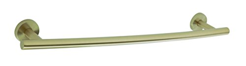 Amerock Bronze Towel Bar (Amerock BH26543BBZ Arrondi 18 in (457 mm) Towel Bar in Brushed Bronze/Golden Champagne)
