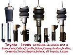 Chassis Tech FBX-R-LEX-04 1993-2001 Lexus GS300 GS400 GS430 Rear Air Suspension Ride kit
