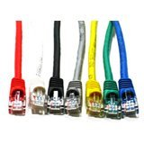 Micropac Cat - 7FT Yellow Cat 6 Patch Cable, Molded Mee