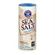 NATURAL NECTAR SEA SALT MDTRRNN FINE, 17.6 OZ
