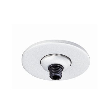 Jesco Lighting QAC-1C-RTHCH Ceiling Monopoint Canopy, Chrome ()