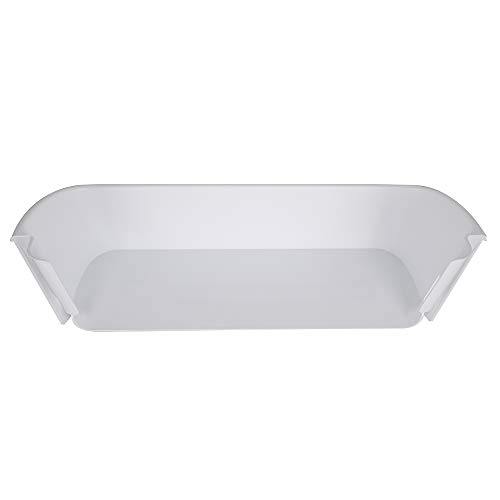 240323001 Fridge Door Shelf Bin for Frigidaire, Kenmore, Crosley, White-Westinghouse. Approx. 15.8