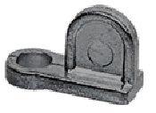 Diecast Window Screen Clips Package (Bronze Flush Die Cast Window Screen Clips - Package)
