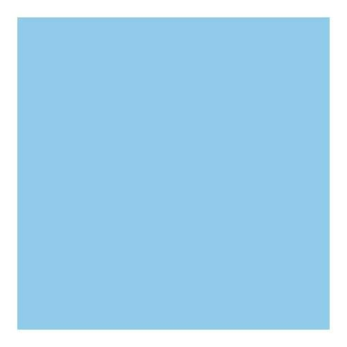 Lee Full Blue (CTB), 48'' x 25' Roll, Color Correcting Lighting Filter by Lee Filters