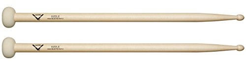 (Vater Sizzle Timpani/Drumset Cymbal Mallets, Pair)