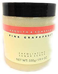 And Asquith Somerset Scrub Exfoliating - Asquith & Somerset Pink Grapefruit Exfoliating Sugar Scrub 19.4 oz.