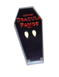 Thermoplastic Custom Dracula Fangs