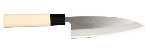 Ozawa Japanese Kithchen Knive (11-1/4'' Long - DEBA) by TSUBAZO