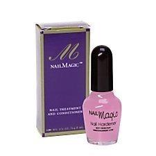 Nail magic nail hardener and conditioner, 0.5 fl oz by Nail Magic