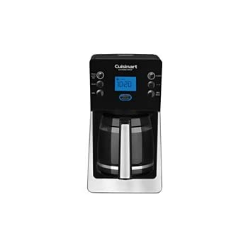Amazon.com: Cuisinart DCC2850 Perfect Brew 12-Cup Coffee ...