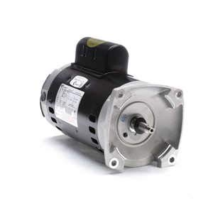 - Pool Pump Motor, 2 HP, 3450 RPM, 230VAC
