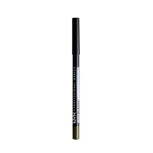 NYX Professional Makeup Faux Blacks Eyeliner, No.04 Black Olive, 0.045 Ounce