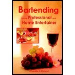 Download Bartending for Professional & Home (04) by DeLove, Chandler L [Paperback (2004)] pdf