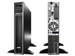 - Apc Smart-Ups X 750 Rack/Tower Lcd - Ups ( Rack-Mountable ) - Ac 120 V - 600 Watt - 750 Va - 5 Output Connector(S) - 2U