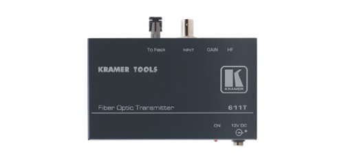 Kramer 611T COMP VIDEO OVER FIBER OPTIC TRANSMITTER