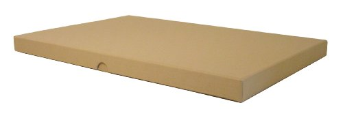 cargo Premier Archival Presentation Box 13x19x1, Cobblestone, 4 Pack by CarGo