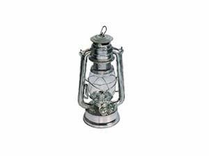 Petroleumlampe Windlampe Sturm-Laterne Öl-Lampe 23cm V
