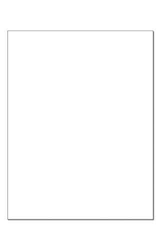 Cougar SUPER Smooth Text - WHITE - 8.5 x 11 Paper - 32/80lb TEXT - 500 PK by Paper Papers
