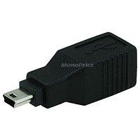 USB 2.0 B Female to Mini 5 pin  Male Adapter