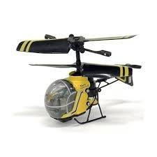 赤外線ヘリコプター NANO-FALCONα ナノファルコンアルファ【限定イエローカラー】