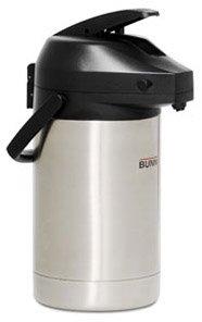 - Bunn Push Button and Lever Airpots -AIRPOT-3.8L-0100