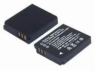 3.70V,1250mAh,Li-ion,Hi-quality Replacement Digital Camera Battery for PANASONIC Lumix DMC-FS1, Lumix DMC-FS2, PANASONIC Lumix DMC-FX01, Lumix DMC-FX07, Lumix DMC-FX10, Lumix DMC-FX100, Lumix DMC-FX12, Lumix DMC-FX150, Lumix DMC-FX180, Lumix DMC-FX3, Lumi