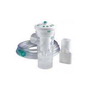 Pulmo Neb Kit w/ Tee, Tubing, Mouthpiece, Corrugated Tubing and Reservoir 6ml, Health Care Stuffs